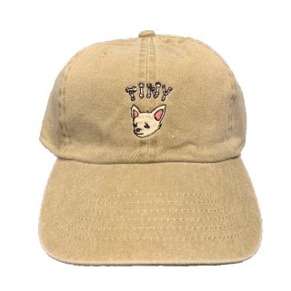 MARDIGRAS Low cap 「TINY B」 <Khaki>