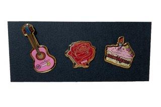 MARDIGRAS|Original Pins 「ROSE」