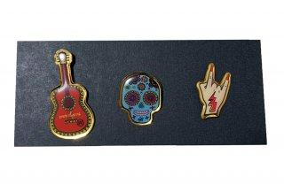 MARDIGRAS|Original Pins 「SKULL」