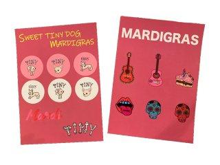 MARDIGRAS|Sticker Set