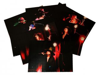 MARDIGRAS|Postcard Set