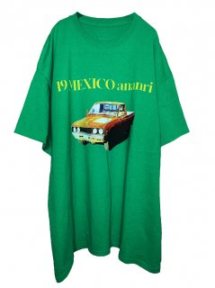 <img class='new_mark_img1' src='https://img.shop-pro.jp/img/new/icons1.gif' style='border:none;display:inline;margin:0px;padding:0px;width:auto;' />MARDIGRAS Tee「19 MEXCO CAR」<Green>