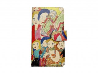 MARDIGRAS|Mobile Case 「JAPANESE MENU」 <スライド式>