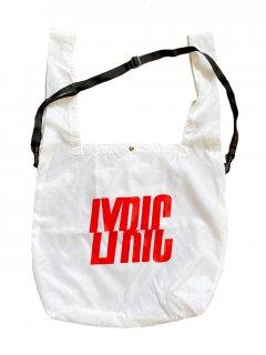 MARDIGRAS|Shoulder Marche Bag 「LYRIC」 <White>