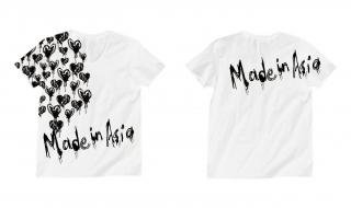 Made in Asia「Red Apple Love Spell」Tシャツ