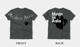 Made in Asia「the Crow」Tシャツ