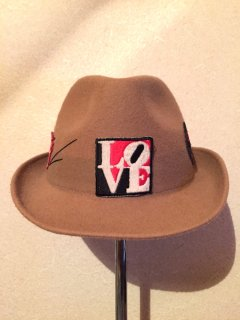 vintage Hat #2【LOVELOVELOVE】