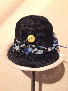 vintage Hat #4【STRAW】