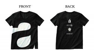 undervár「á」 Tシャツ