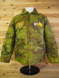 "VIETNAM LINER JACKET""VIETNAM MAP"