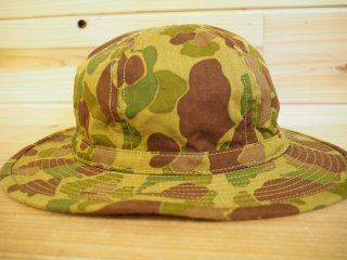 BUZZRICKSONZ バズリクソンズ ARMY HAT CAMOUFLAGE アーミーハット カモ柄