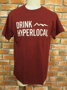 MANASTASH マナスタッシュ DRINK HYPER LOCAL TEE Tシャツ