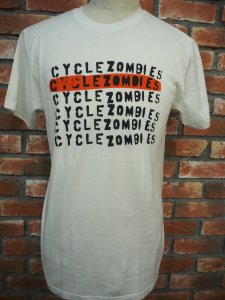 CYCLEZOMBIES サイクルゾンビーズ REPEATER Tシャツ