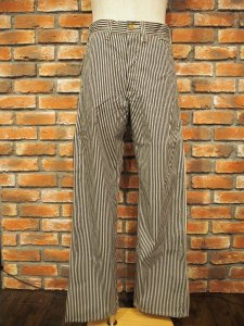 11oz.HICKORY STRIPE WORK