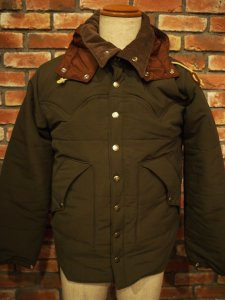 NYLON/COTTON PADDING JACKET