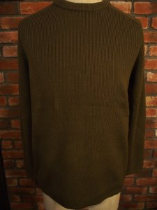 UNCROWD アンクラウド UC-501-018 COMMANDO SWEATER 型番UC-501-018
