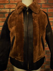 Y,2 LEA THER ワイツーレザー 1930s GRIZZLY MOTORCYCLE JACKET グリズリーモーターサイクルジャケット Y2-10-SP