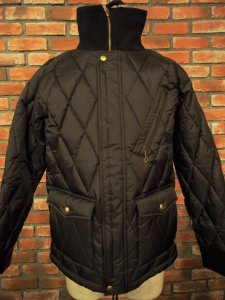WESTRIDE ウエストライド RACING DOWN JKT2 RELAX FIT with WIND GUARD BLK