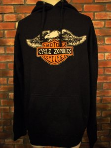 CycleZombies サイクルゾンビーズ FREEBIRD PULLOVER HOOD