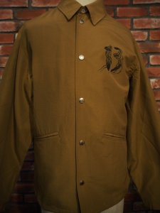 TR19SP-504 13周年 TROPHY CLOTHING トロフィークロージング MAGICAL CHIEF WARM UP JACKET コーチジャケット