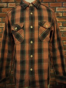 UES ウエス 501952 ヘビーネルシャツ
