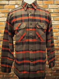 SUGARCANE シュガーケーン SC28284 FICTION ROMANCE ネルチェックシャツ