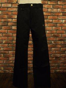 BLUCO ブルコ OL-003 5POCKET WORK PANTS 5ポケットワークパンツ BLK