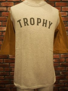 TROPHY CLOTHING トロフィークロージング TR20SS-207 Classic BB Tee Mustard