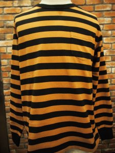 TROPHY CLOTHING TR20AW-201トロフィークロージング ロンT MID BORDER L/S TEE