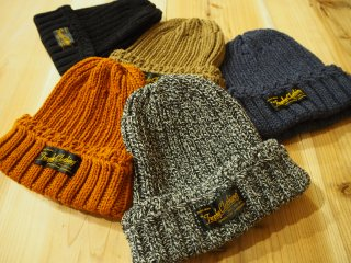 Low Gauge Knit Cap