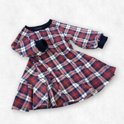 Finワンピース・子供服・型紙