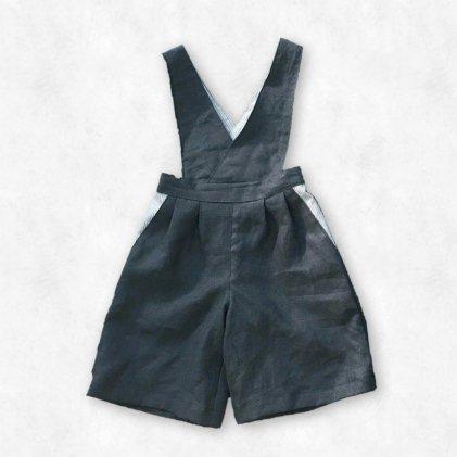 ガウチョパンツ・子供服・型紙