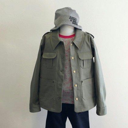 ミリタリーシャツジャケット・子供服・型紙