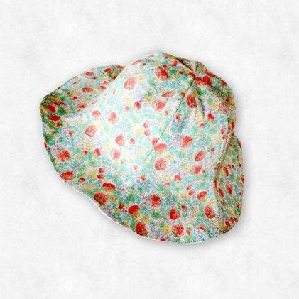 チューリップハット・子供服・帽子・型紙