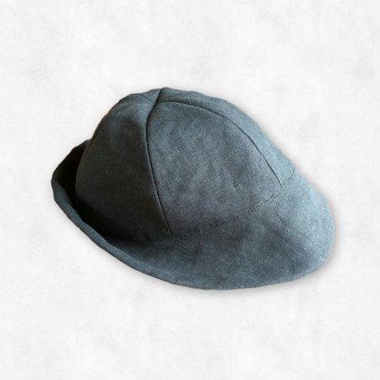 クロッシェ・子供服・帽子・型紙