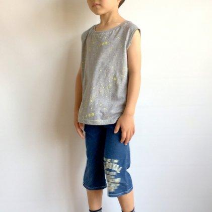 ボックスタンク・子供服・型紙