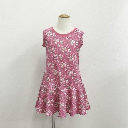 ボックスタンク・girlsアレンジ・子供服・型紙