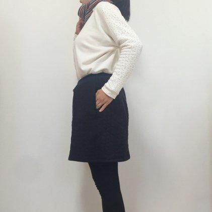 スウェットスカートLADYS・大人服・型紙