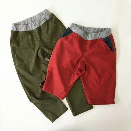 クライミングパンツ・子供服・型紙