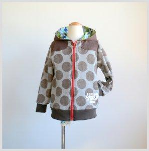 ◆廃盤◆ダッフルパーカー・子供服・型紙