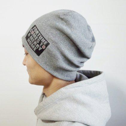 メンズライクニットキャップ・子供服・帽子・型紙
