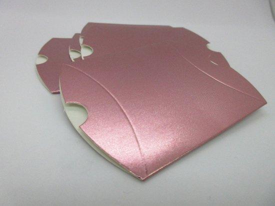 ピロー型ギフトボックス ピンク 5枚