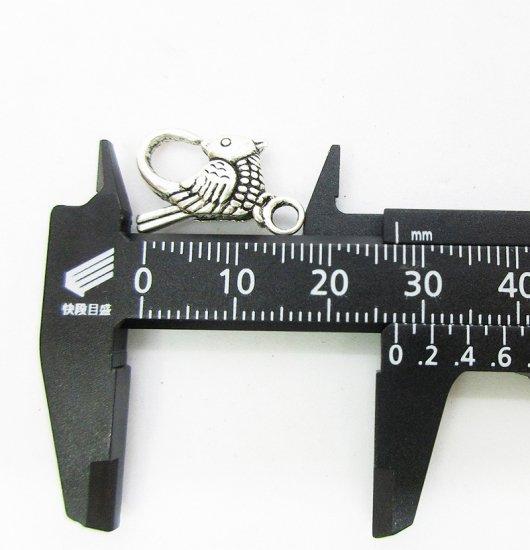 カニカン 小鳥 18×22mm カラー選択可 5個