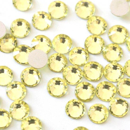 【納期4週間程度】卸専用ガラスラインストーン ジョンキル<br>SS3〜SS30サイズ選択可 約14400粒