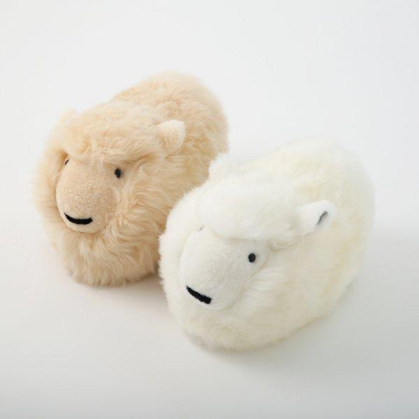 ムートン抱き枕羊(小)