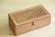 アタ製品透かし編み長方形ケース