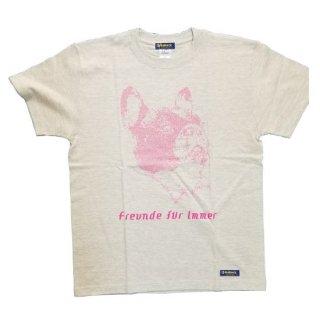 dot T-シャツ ピンク