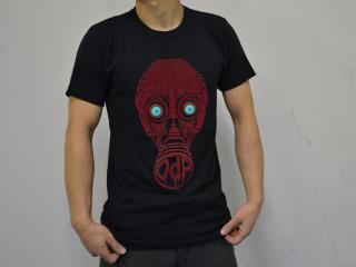 GAS4 Tシャツ color:BK size:M