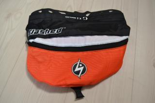 Tool Bag オレンジ×ホワイト