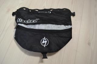 Tool Bag ブラック×シルバー